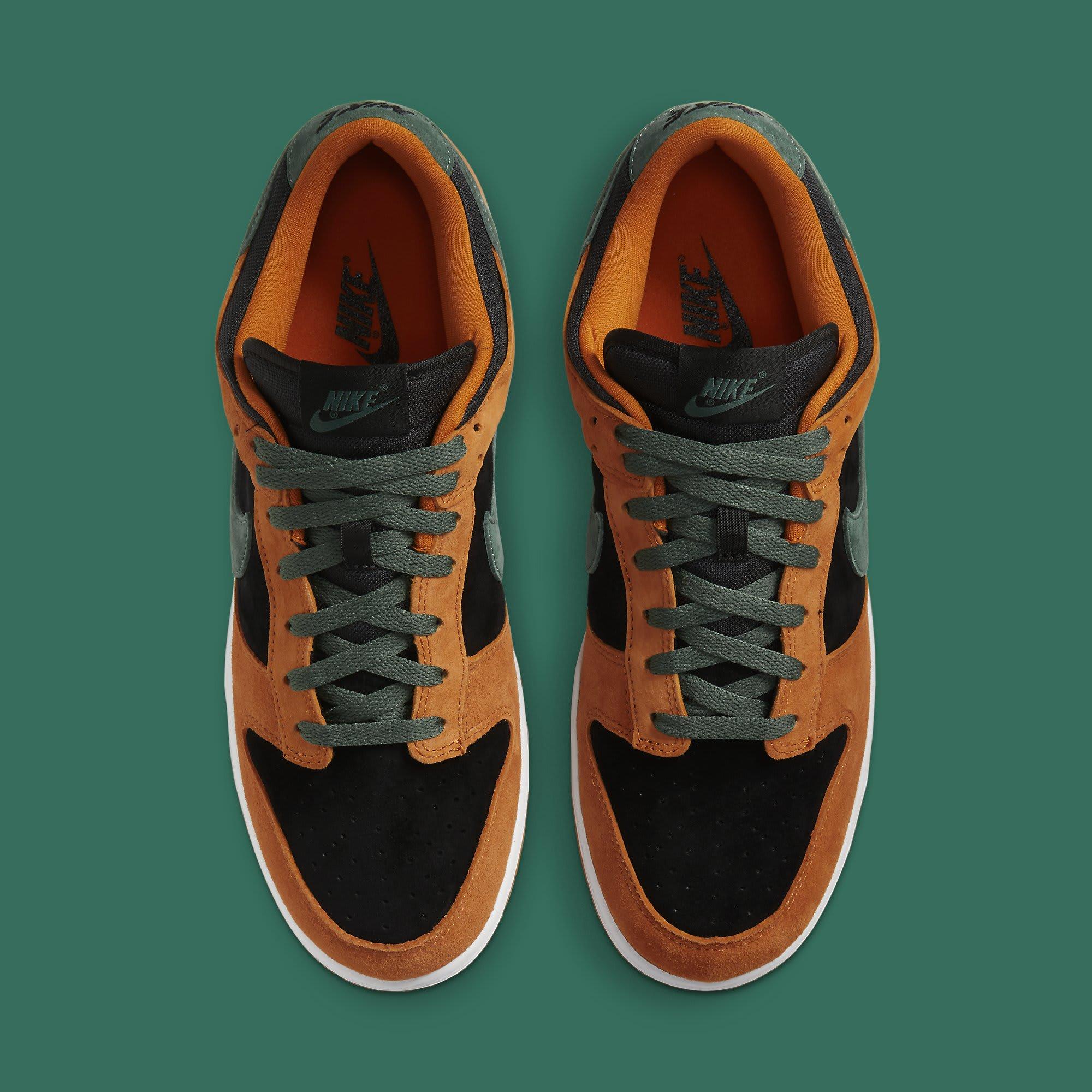 Nike Dunk Low Ceramic Release Date DA1469-001 Top