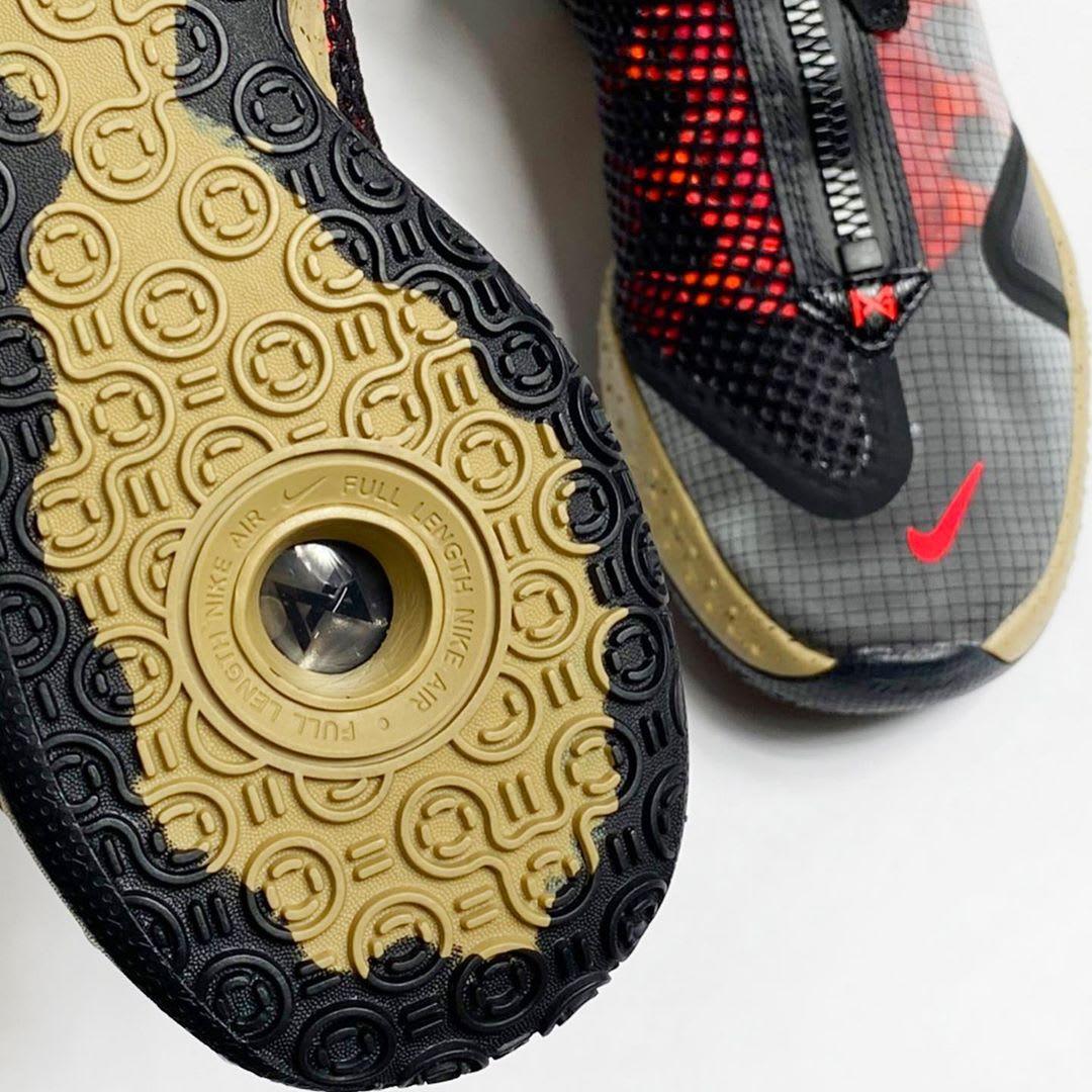 Nike PG 4 ACG PCG Release Date CZ2241-900 Sole