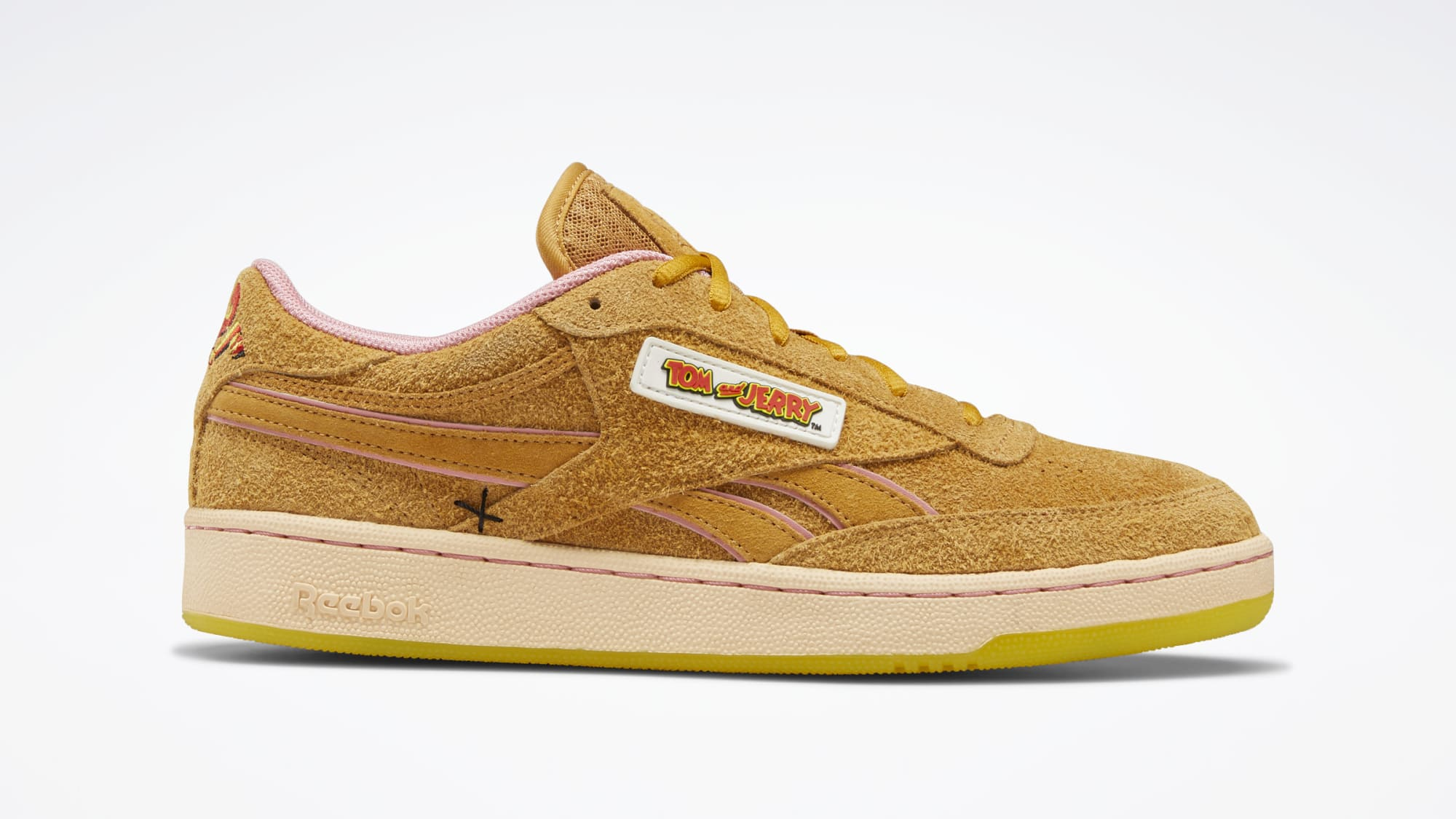 Tom Jerry Reebok Club C