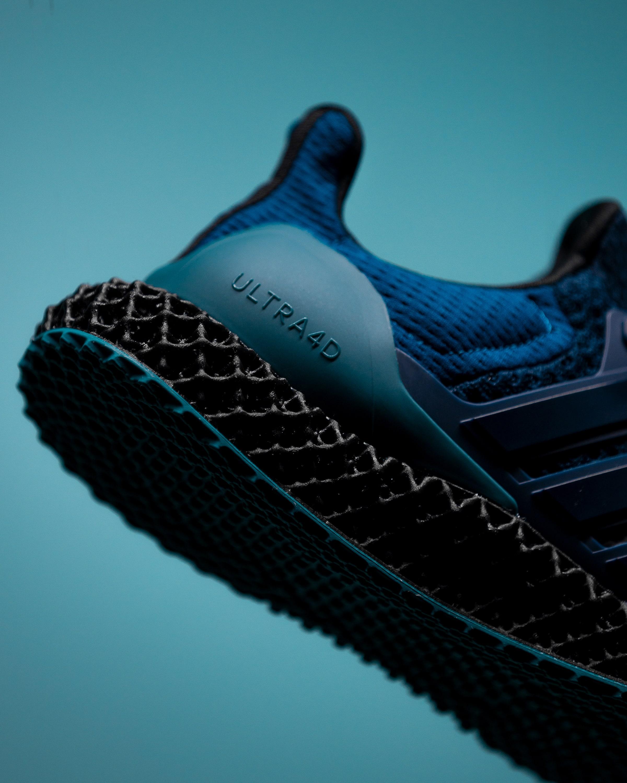 Packer x Adidas Consortium Ultra4D Heel