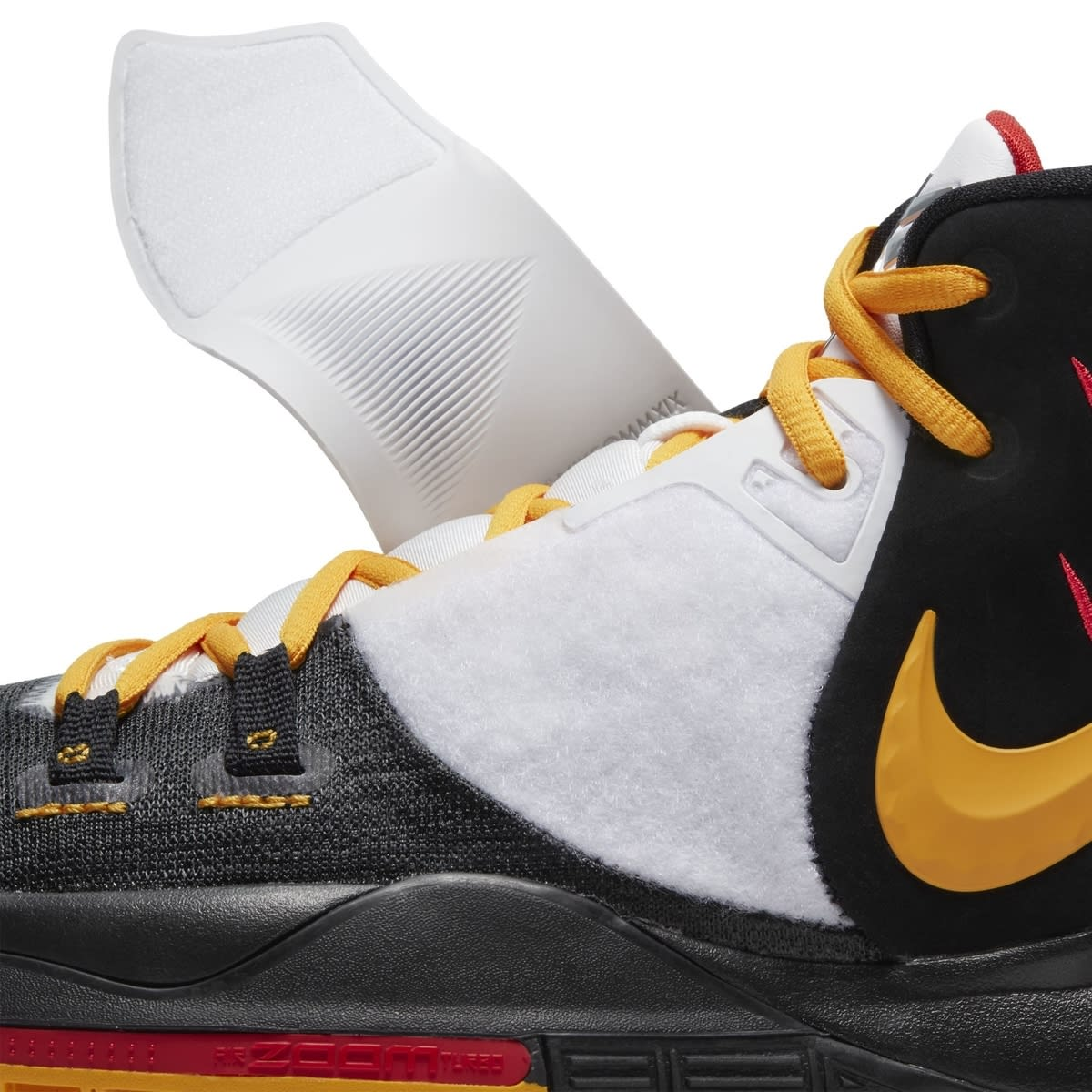 Nike Kyrie 6 Black Bruce Lee Mamba Release Date Strap